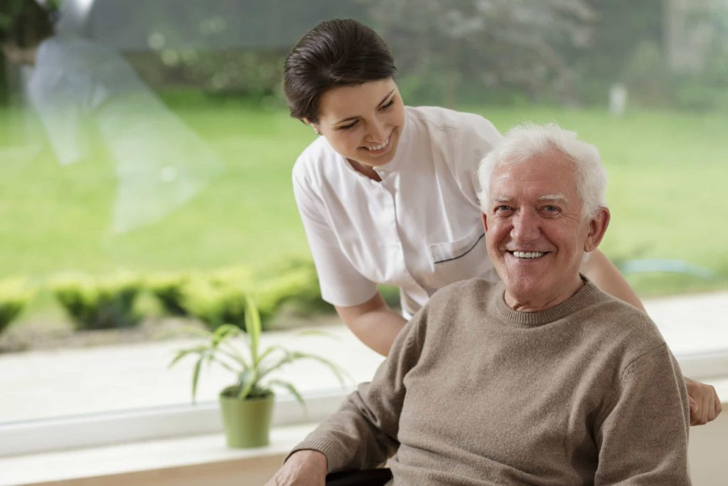 perawat home care lansia